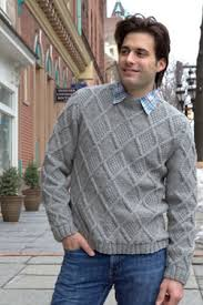 Mens Sweater Knitting Pattern Magnificent Plymouth Homestead Men's Cable Pullover Knitting Pattern 48