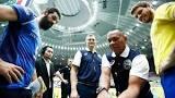 نتیجه تصویری برای والیبال ایران برزیل جمعه 17 خرداد