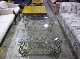 medium size of coffee tables vintage style black metal legs and frame coffee table with