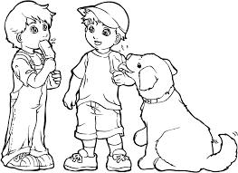 Disegnare Un Cane Per Bambini Tv84 Pineglen Disegno