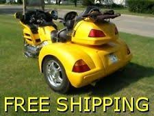 trike conversion kit parts accessories trike conversion kit for honda goldwing champion complete kit shipping