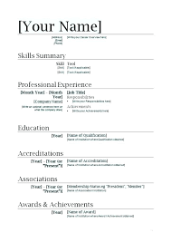Resume Standard Format Awesome Standard Resume Formats Us Format Samples Template Best Solutions Of