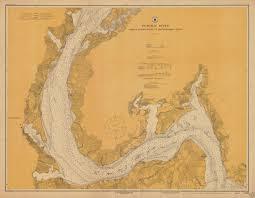 Potomac River Lower Cedar Point To Mattawoman Creek 1916 Old Map Nautical Chart Ac Harbors 559 Chesapeake Bay