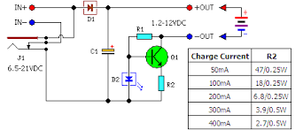 low cost universal battery charger schematic wiring radar circuit diagram a low cost universal charger circuit diagram for nicd nimh batteries