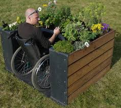 Small Picture Wheelchair Accessible Garden