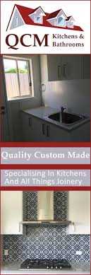 QCM Kitchens And Bathrooms Kitchen Renovations  Designs Unit - Kitchens bathrooms