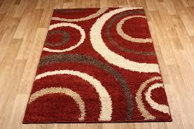 sweetlooking red and brown rugs cream rug designs