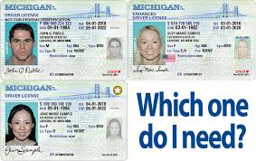 One Enhanced Licenses Need Underwriters Id-compliant Real Which Saginaw Michigan Standard Bay amp; Ids Do I
