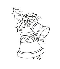 Free Printable Bell Coloring Pages For Kids Pinterest Inspiration Of