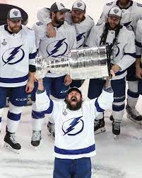 Tampa Bay Lightning win Stanley Cup ...