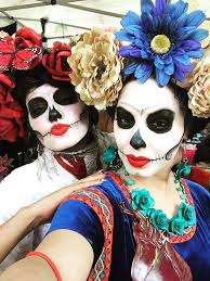 5 things to know before doing day of the dead makeup