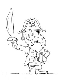 Coloriage Pirate Jambe Bois Jpg Coloriage Pirates Pinterest