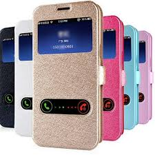 top 10 most popular <b>smart</b> front window view <b>leather flip case</b> for ...