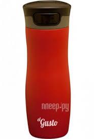 <b>Термокружка El Gusto Stark</b> Red 042 RS
