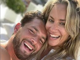Lewis burton, the boyfriend of caroline flack, has shared an emotional tribute to the tv star following her death. Caroline Flack S Boyfriend Lewis Burton Shares Previously Unseen Picture Of Her On Instagram Chronicle Live