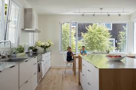 contemporary kitchen office nyc. Resilient Green Home Kitchen Contemporary Office Nyc T