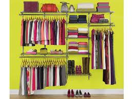 beautiful stylish 6 10 ft homefree series closet kit 19 best rubbermaid homefree closet images on