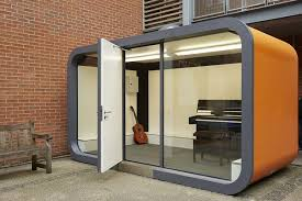 office pods. Office Pods - Work From Home Without Distraction