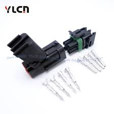 six wire flat connectors delphi lefuro com Six Wire Flat Connectors Delphi 4 way wire connector golkit Delphi Automotive Wire Connectors