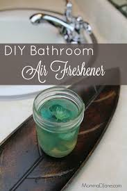 Bathroom Air Freshener Inspiration DIY Bathroom Air Freshener Stuff Pinterest DIY Essential Oils