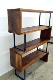 reclaimed wood bookshelf large size of bookcase reclaimed wood bookshelves industrial wall shelves wood and reclaimed