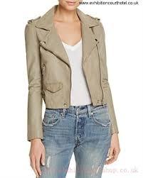 linea pelle entrancing axel washed leather jacket ecru ivory cream women s jackets 16pf5961 abkmqryz06