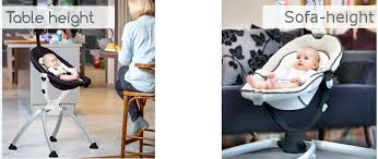 Baby Bouncer | Baby Chair with Removable Cushion – Swoon Up