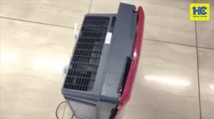 Máy lọc không khí Hitachi A6000 - YouTube