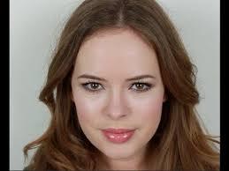 zooey deschanel makeup tutorial by tanya burr i love her tutorials