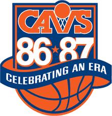 Cleveland Cavaliers Anniversary Logo - National Basketball ...