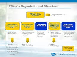Pfizer Organizational Structure Chart 2019
