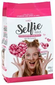 ItalWax <b>Горячий воск для депиляции</b> лица Selfie with Oil Complex ...