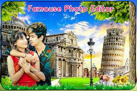 famous place photo editor 1 3 screenshot 1