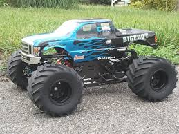 Bigfoot The Original Monster Truck Rc Cars Pinterest Monster