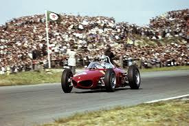 ferrari s first rear engined formula 1 success dominated in 1961 f1 autosport