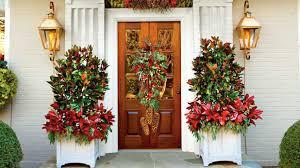 thanksgiving front door decorationsValentine Decorations Front Door Wreath Halloween Floral