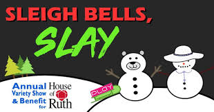 <b>Sleigh</b> Bells, <b>Slay</b>! in Louisville at Play