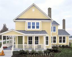best exterior paint colorsYellow Exterior House Paint With Choosing The Best Exterior Paint