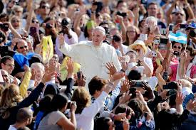 why does the us need immigration reform pope francis in a crowd