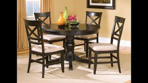 kitchen table and chairs painting black maxresde