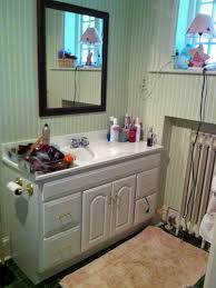 Girly Glam Bathroom Update | Naomi Stein | HGTV