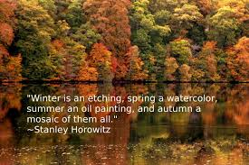 Seasons Change Quotes Interesting Quotes About Autumn