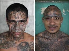 Portraits Of Ms 13 In El Salvador Cvlt Nation