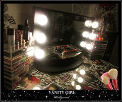 architecture starlet table top lighted vanity mirror contemporary from things i within 8 from