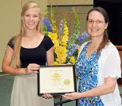 Kara Smith receives P.E.O. Star Scholarship | Bellevue Reporter