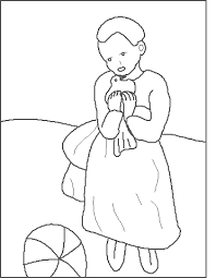 Small Picture Picasso Child with Dove Coloring Page EnchantedLearningcom