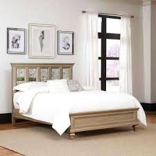 Visions furniture Vintage Visions Silver Gold Champagne King Bed Frame Home Styles Furniture Modesto Joseph Morin Decoration Visions Silver Gold Champagne King Bed Frame Home Styles