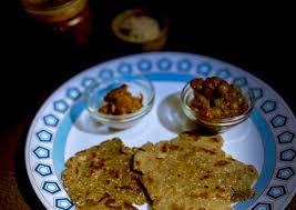 Gajar Matar ki Sabji, Bajre ki Roti Recipe by Preeti Kaur - Cookpad