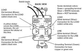solved we are trying to install leviton combination fixya how to install leviton 5225 wsp wall switch receptacle three wires wilsoncarey att net the old switch has a pilot light switch receptacle