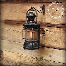 repurposed lighting. Antique Repurposed Hanging Gas Lamp Light Fixture Lighting